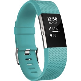 Fitbit Charge 2 Teal Large