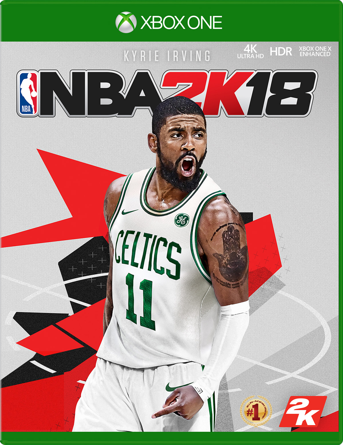 NBA 2K18 Early Tip-Off Edition for Xbox One