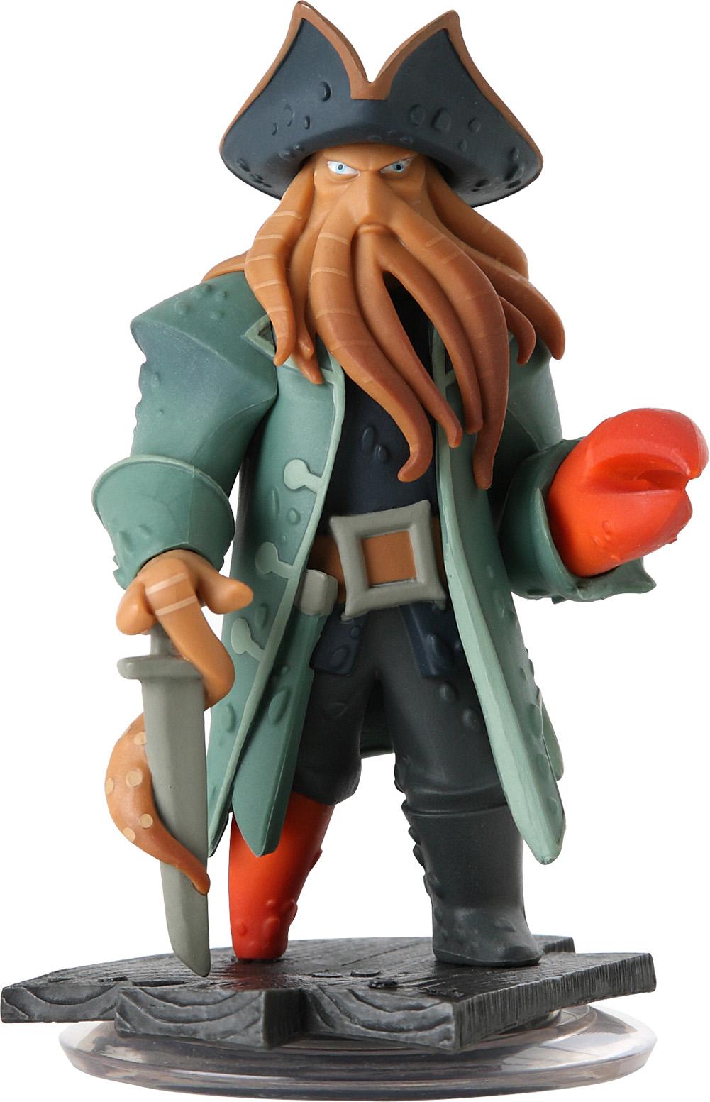 Disney Infinity Figure: Davy Jones