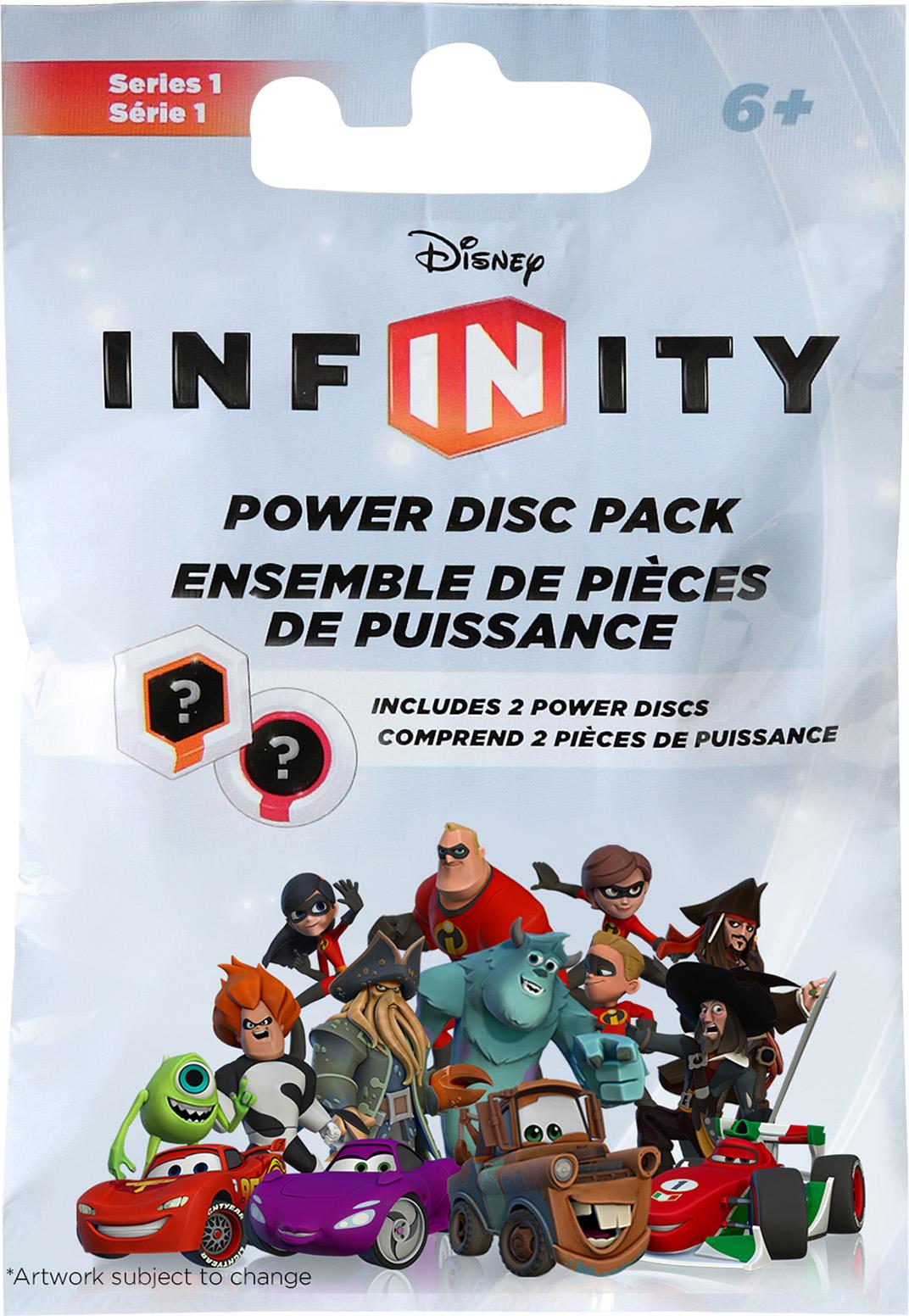 Disney Infinity Power Disc Pack: Series 1