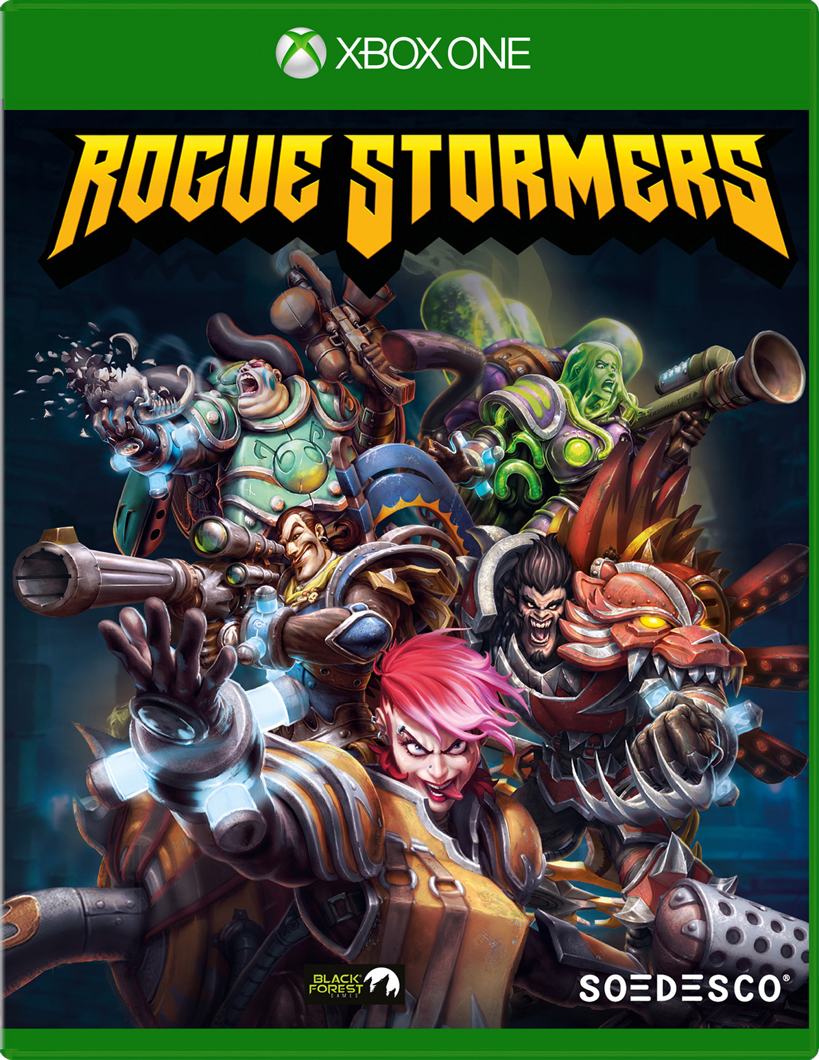 Rogue Stormers for Xbox One Deal