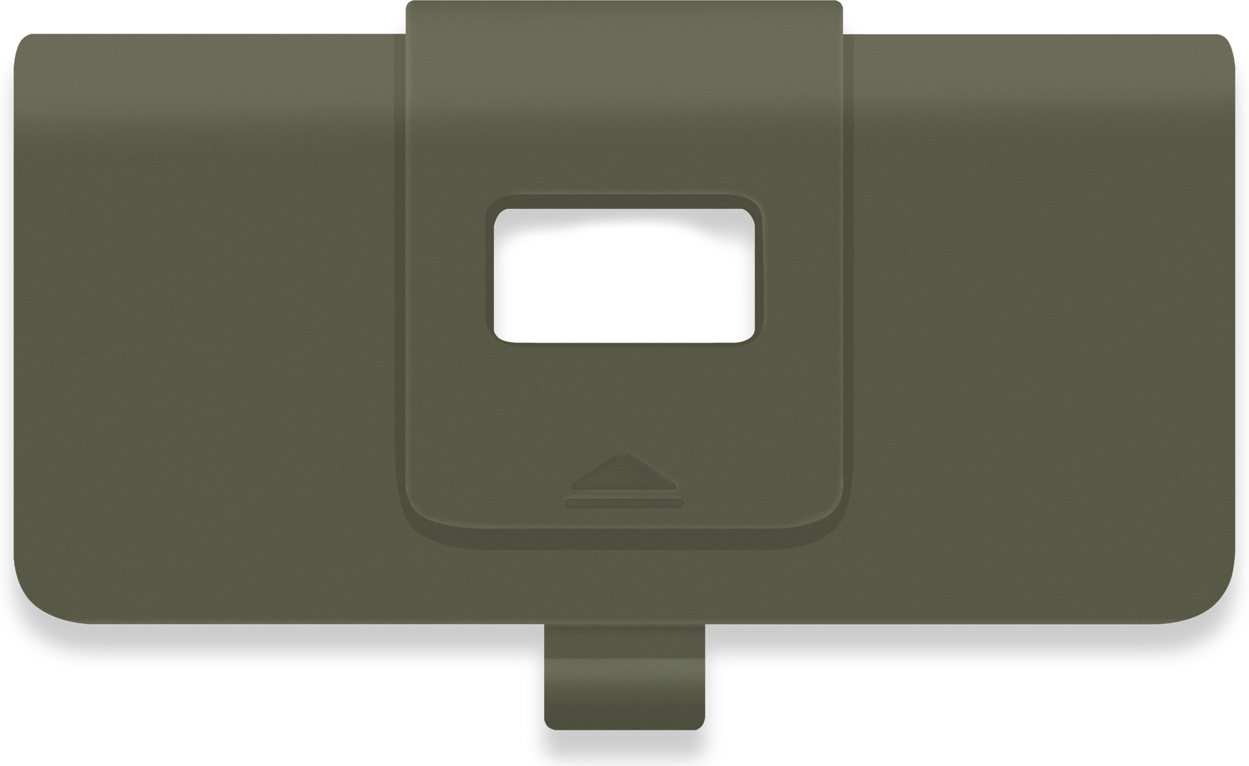 Military Green - Battery Cover