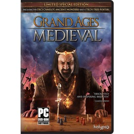 Grand Ages: Medieval PC Game
