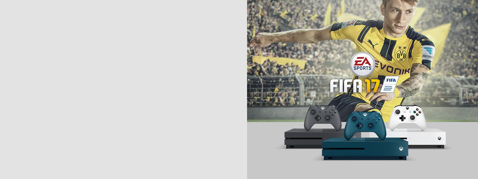 Fifa Bundles consoles