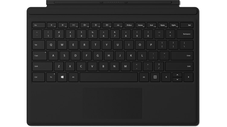 Microsoft Surface Type Cover (keyboard cover)