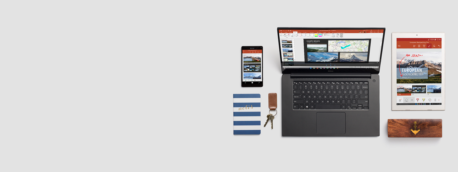 Microsoft Powerpoint on Multiple devices
