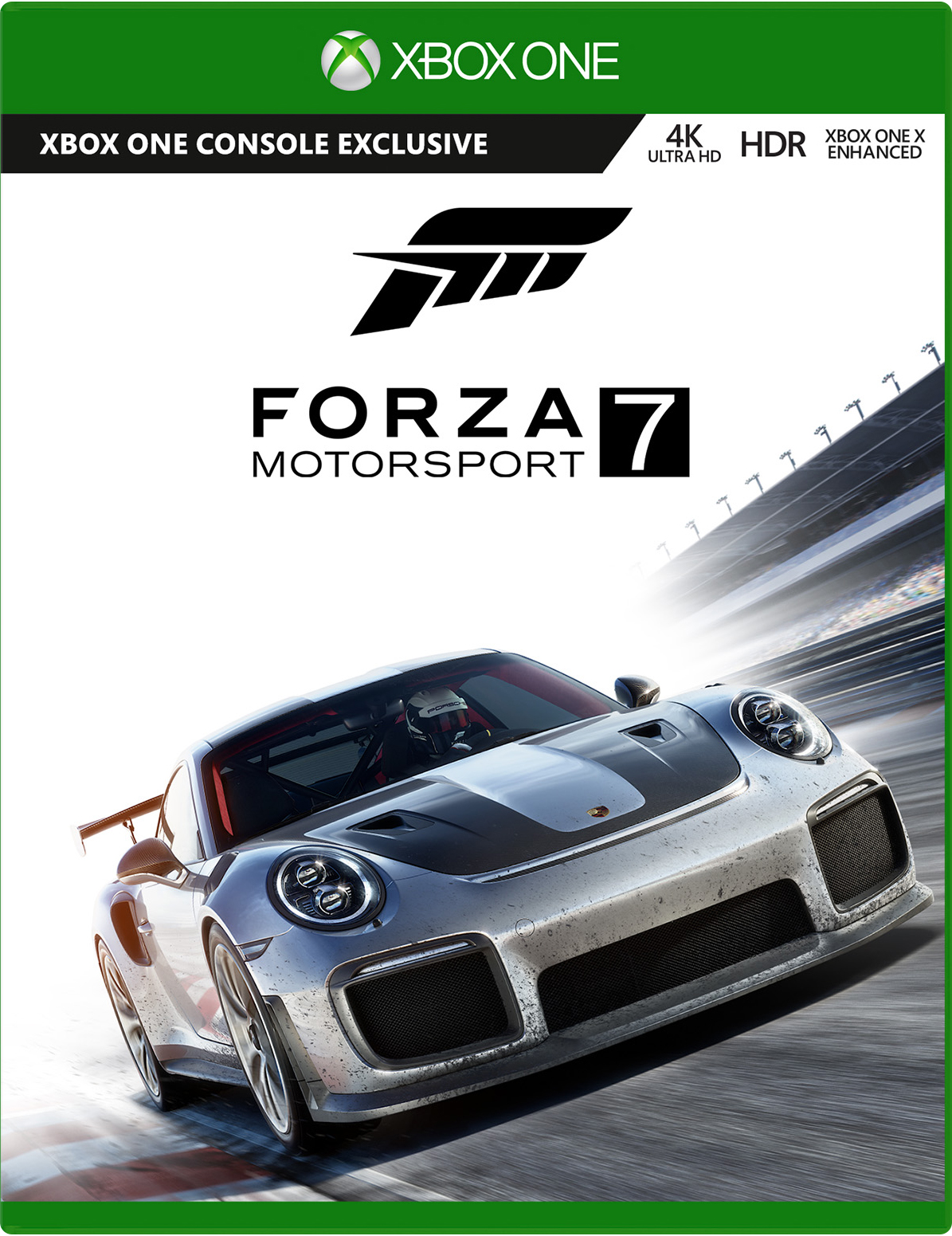 MICROSOFTForza Motorsport 7 Ultimate Edition voor Xbox One