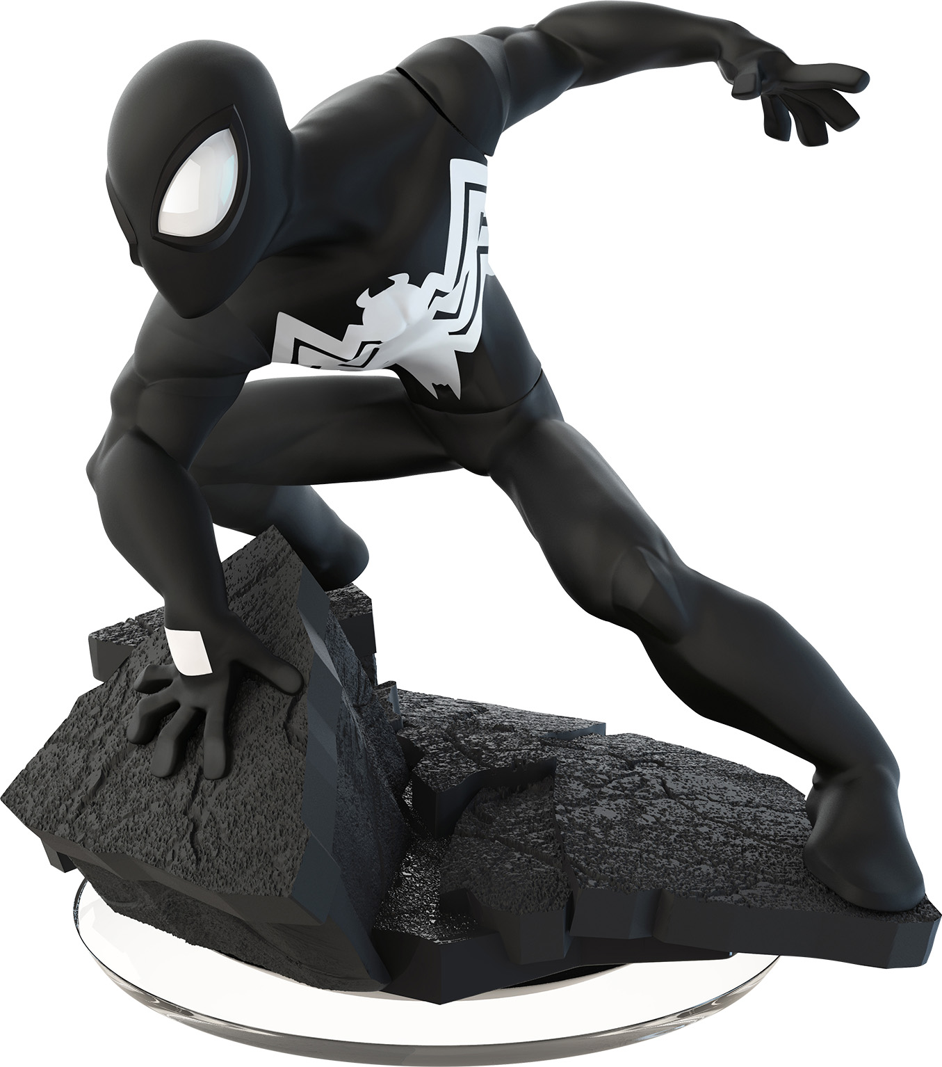 Disney Infinity 3.0 Figure: Marvel's Black Suit Spider-Man QG9-00109