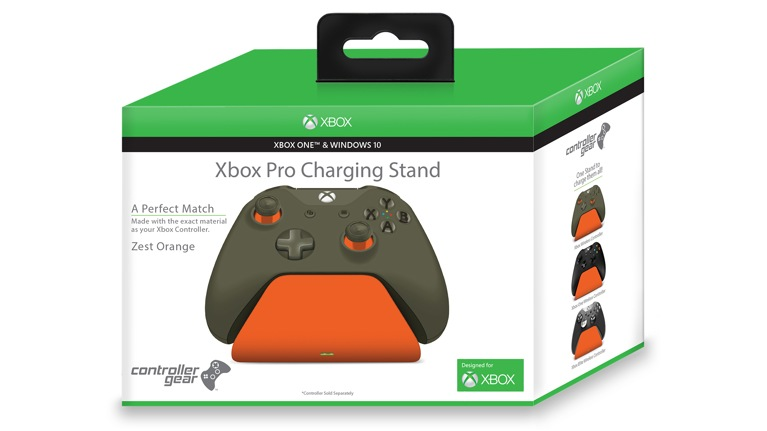 Buy Controller Gear Xbox Pro Charging Stand - Microsoft Store en-CA
