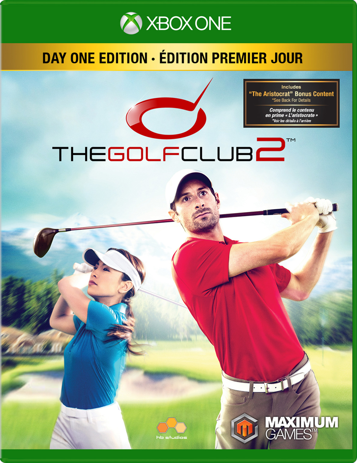 The Golf Club 2 for Xbox One Deal