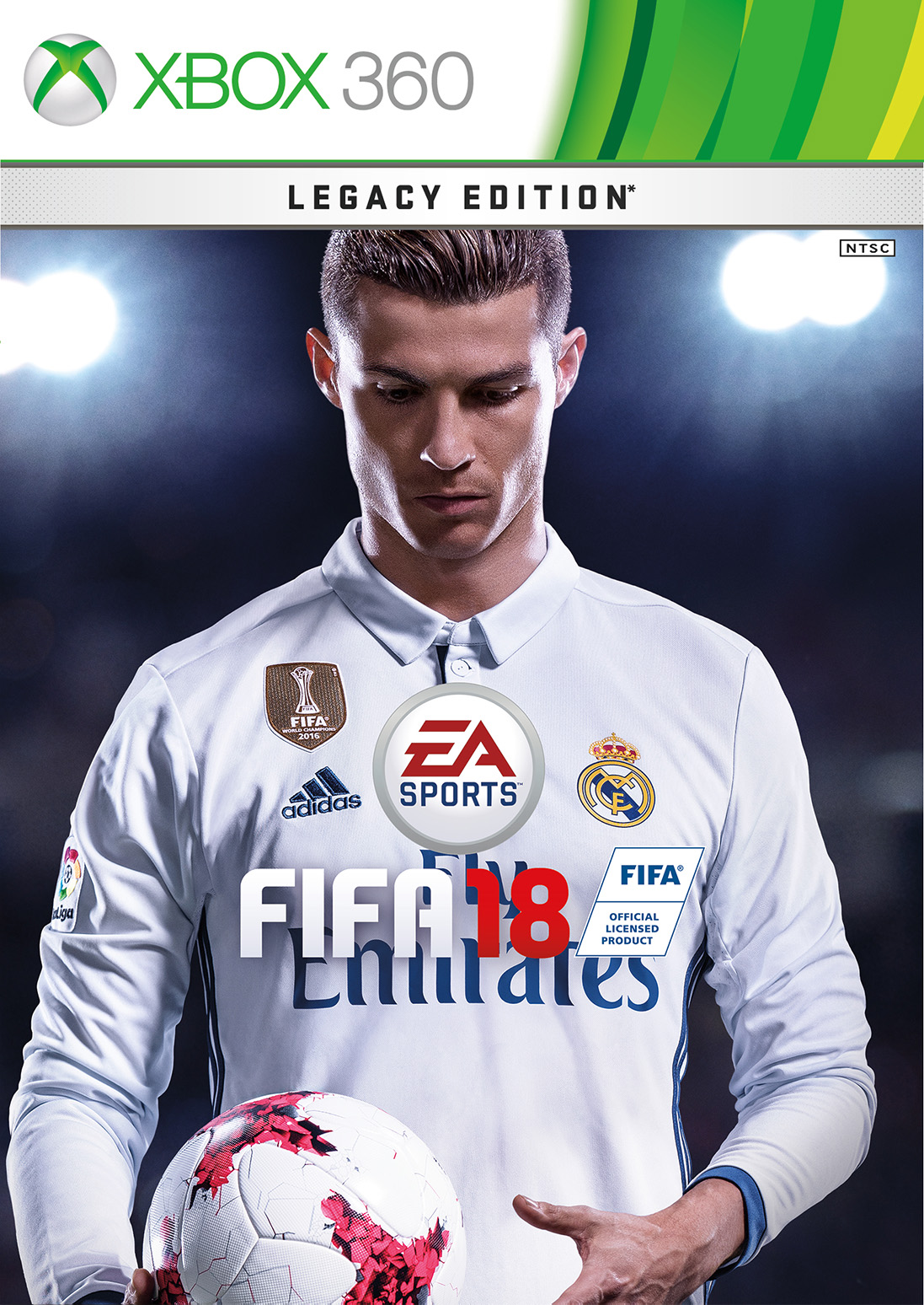 FIFA 18 for Xbox 360 Deal