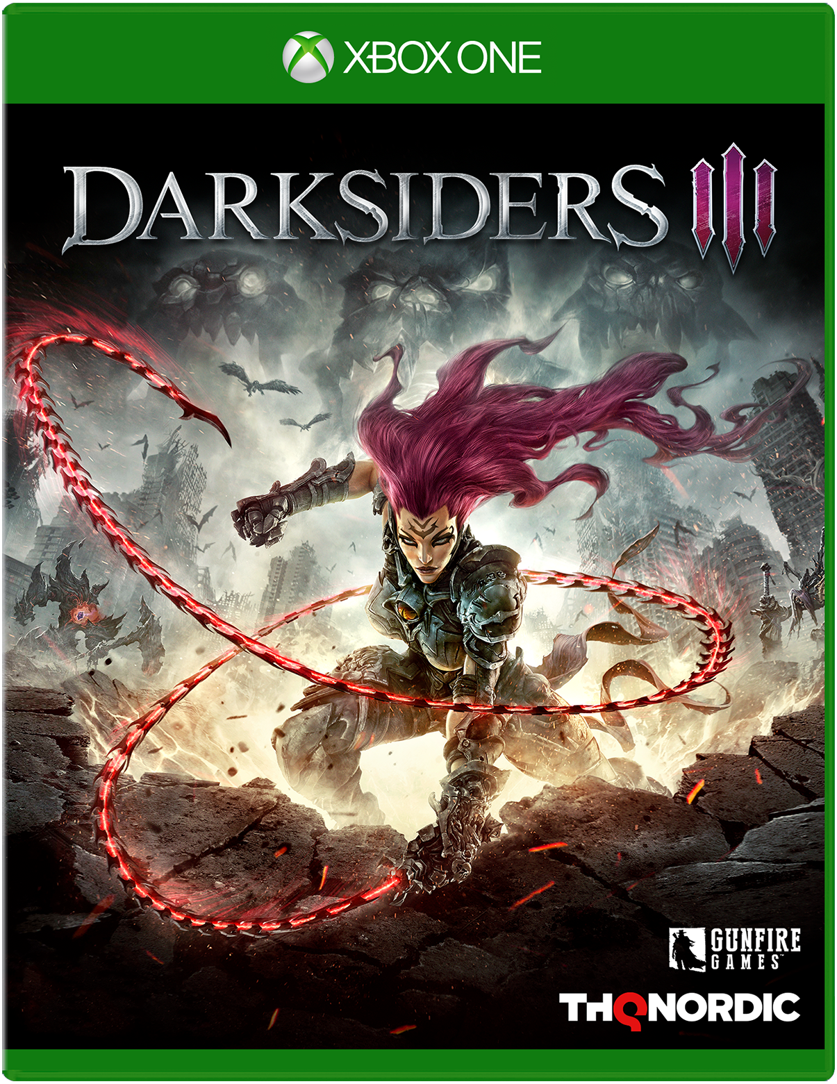 Darksiders III for Xbox One Deal