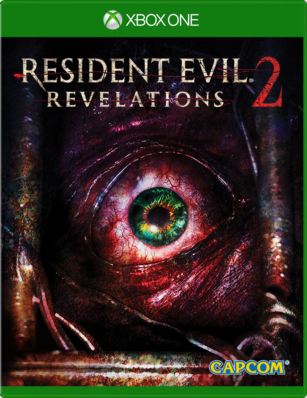 Resident Evil: Revelations 2 for Xbox One Deal