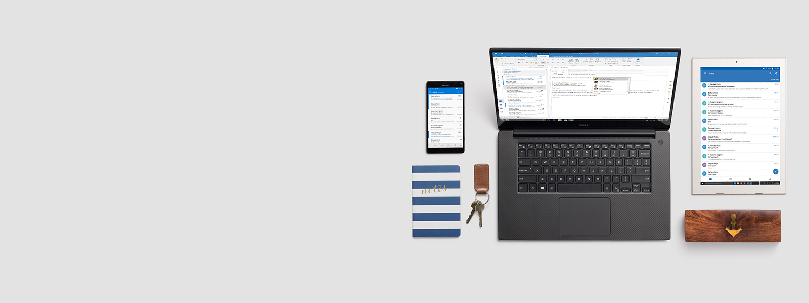 Microsoft Outlook on multiple devices