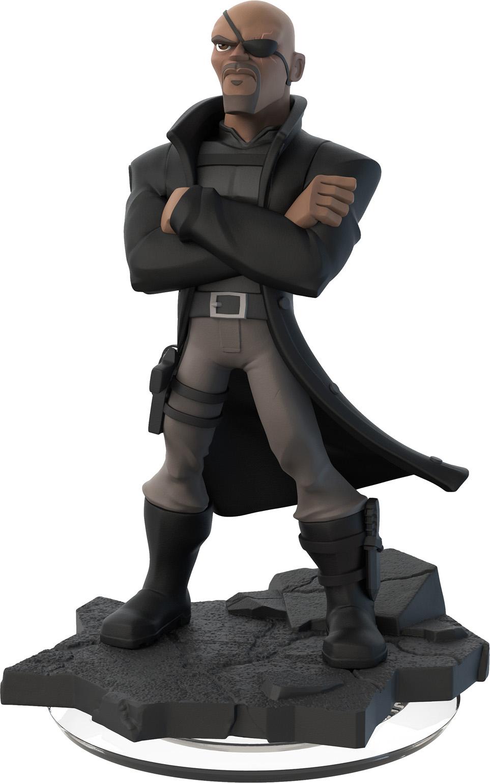 Disney Infinity 2.0 Figure: Marvel Super Heroes Nick Fury