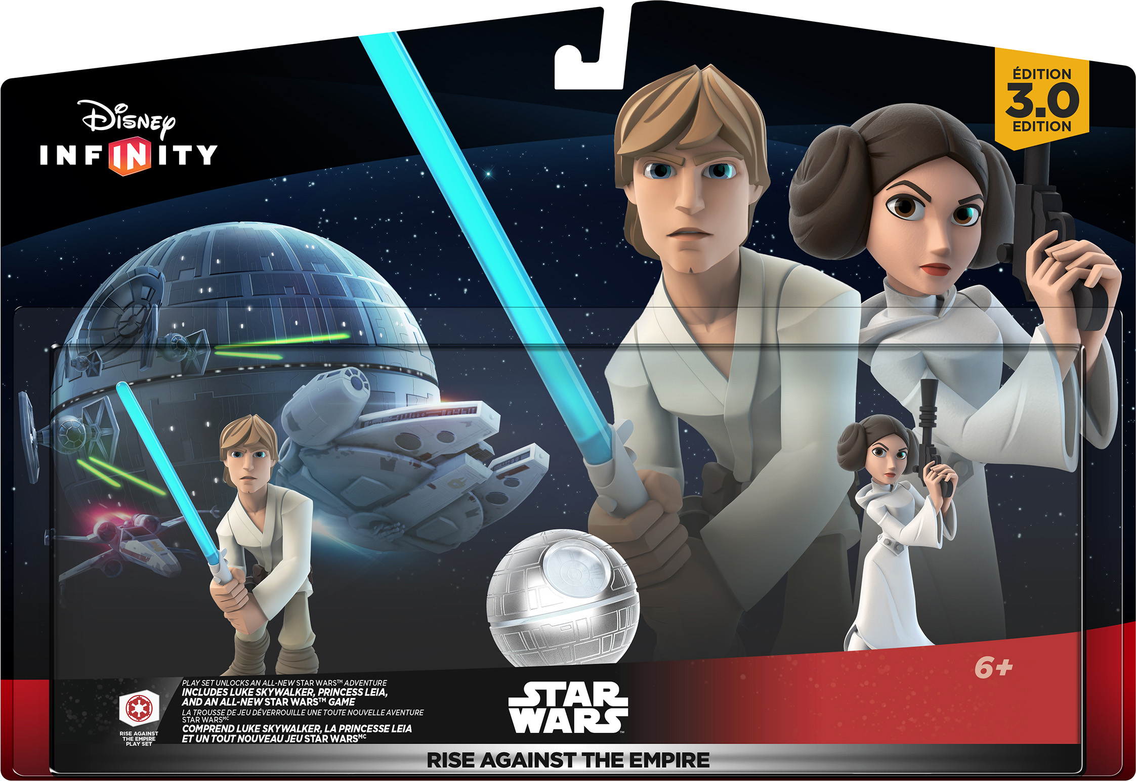 Disney Infinity 3.0 Star Wars Rise Against the Empire Play Set QG9-00049