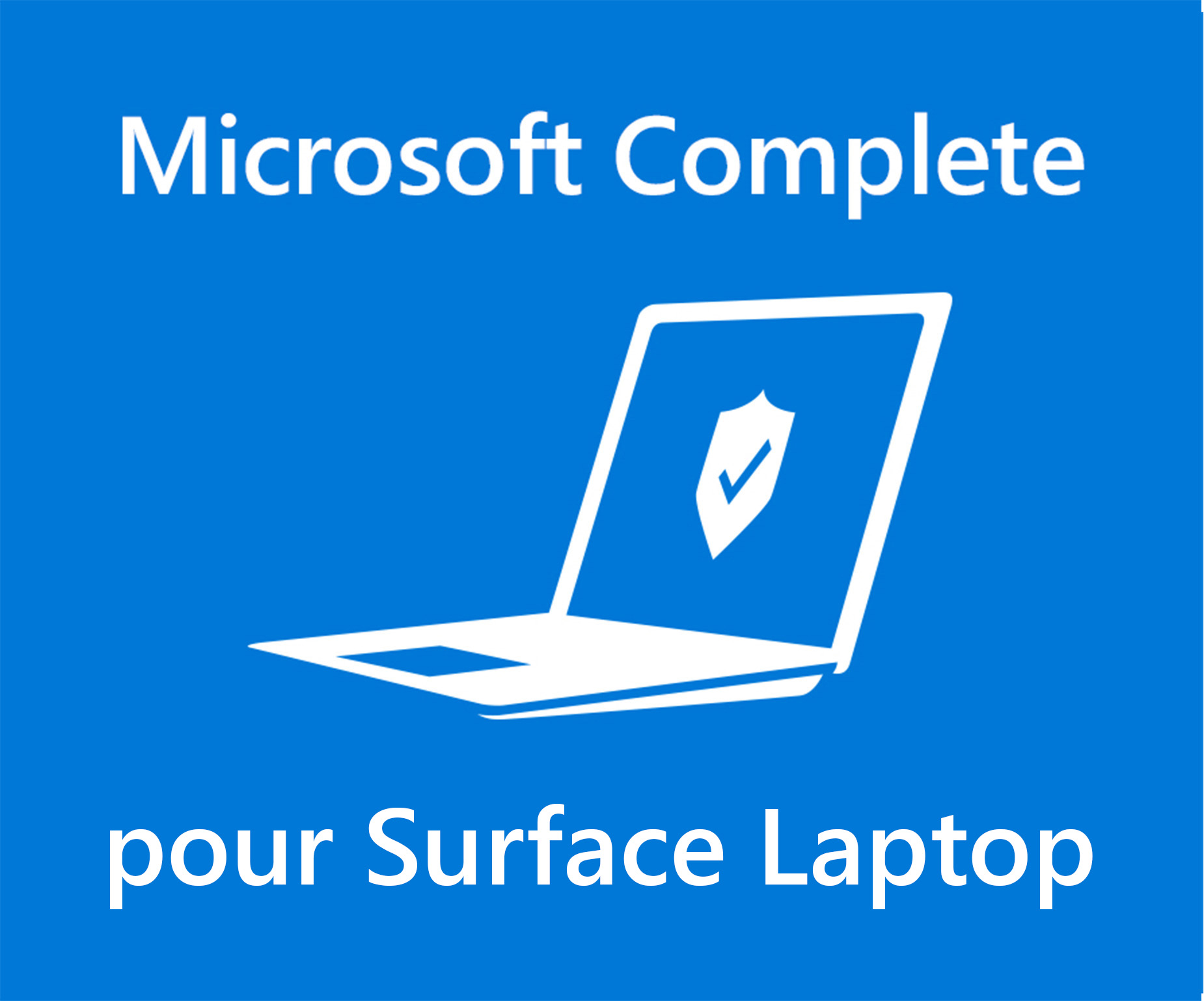 Microsoft Complete for Surface Laptop