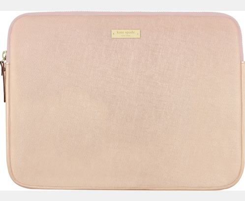 buy popular ce336 fa727 Buy Kate Spade Saffiano Sleeve for Surface Pro (Metallic Rose Gold ...