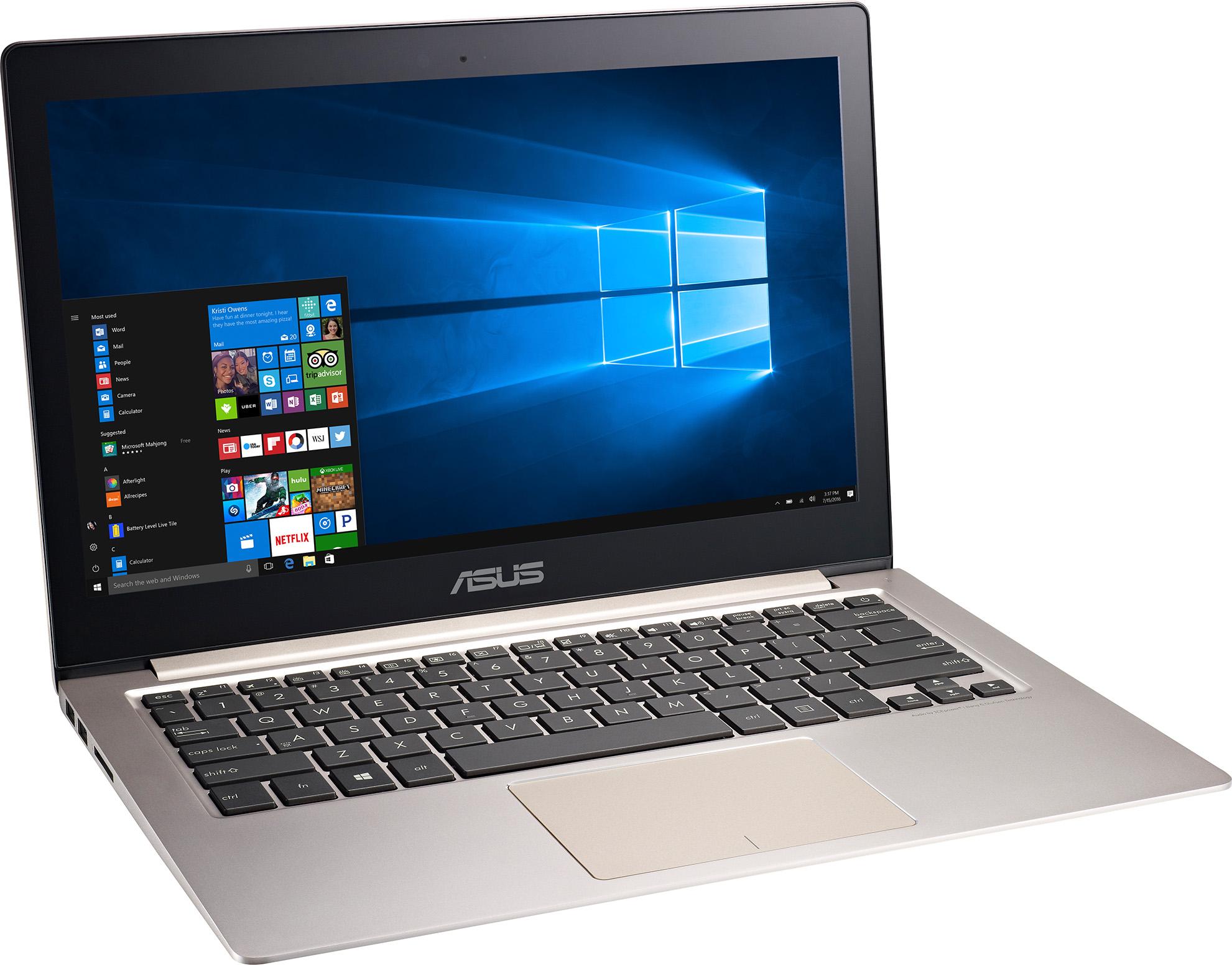 ASUS ZenBook UX303UB-UH74T Signature Edition Laptop