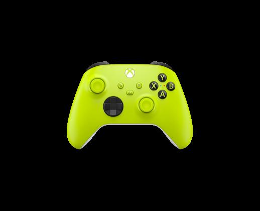 Mando Inalámbrico Xbox: Electric Volt