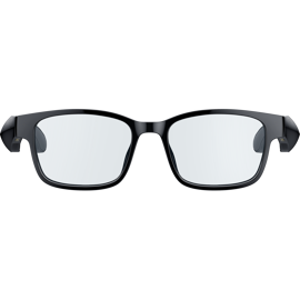 Razer Anzu Smart Glasses i rektangeldesign set forfra.