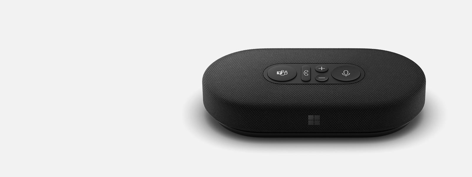 A Microsoft Modern USB-C Speaker