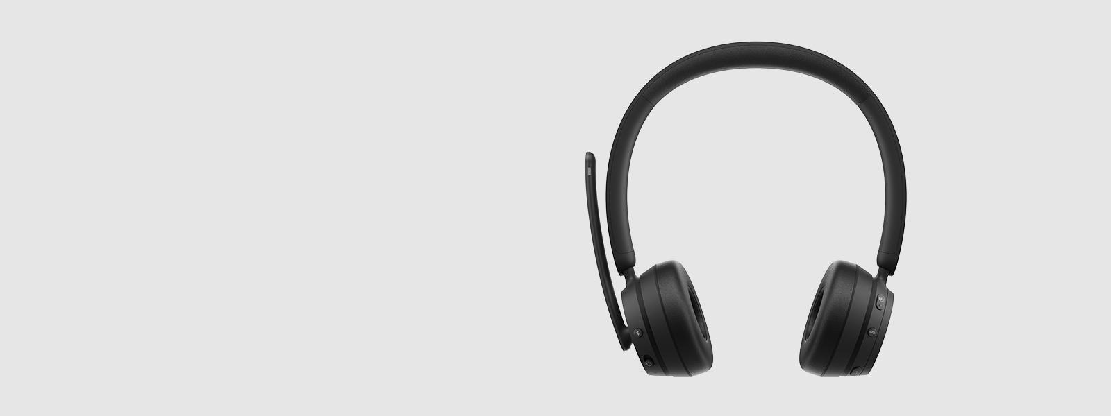 A Microsoft Modern Wireless Headset