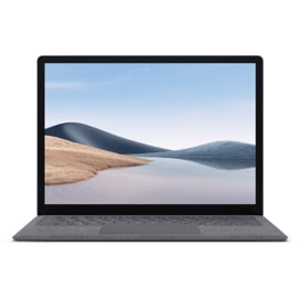 "Surface Laptop 4 13.5"" Platinum with Alcantara keyboard cover"