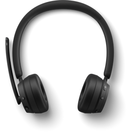 The Microsoft Modern Wireless Headset for Business.
