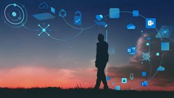 Enabling remote work at Microsoft