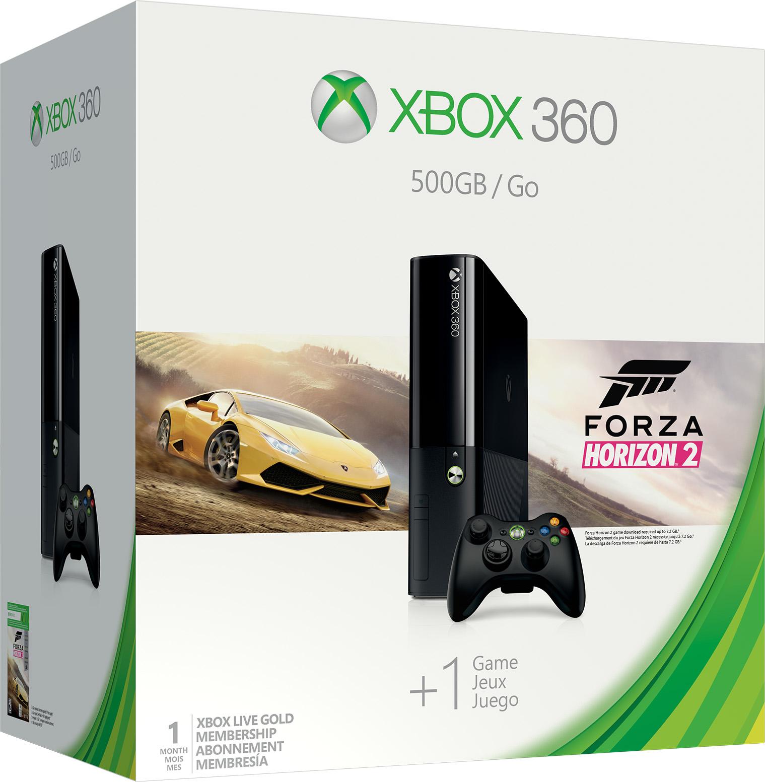 Xbox 360 500GB Console