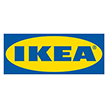 Logo der Firma IKEA
