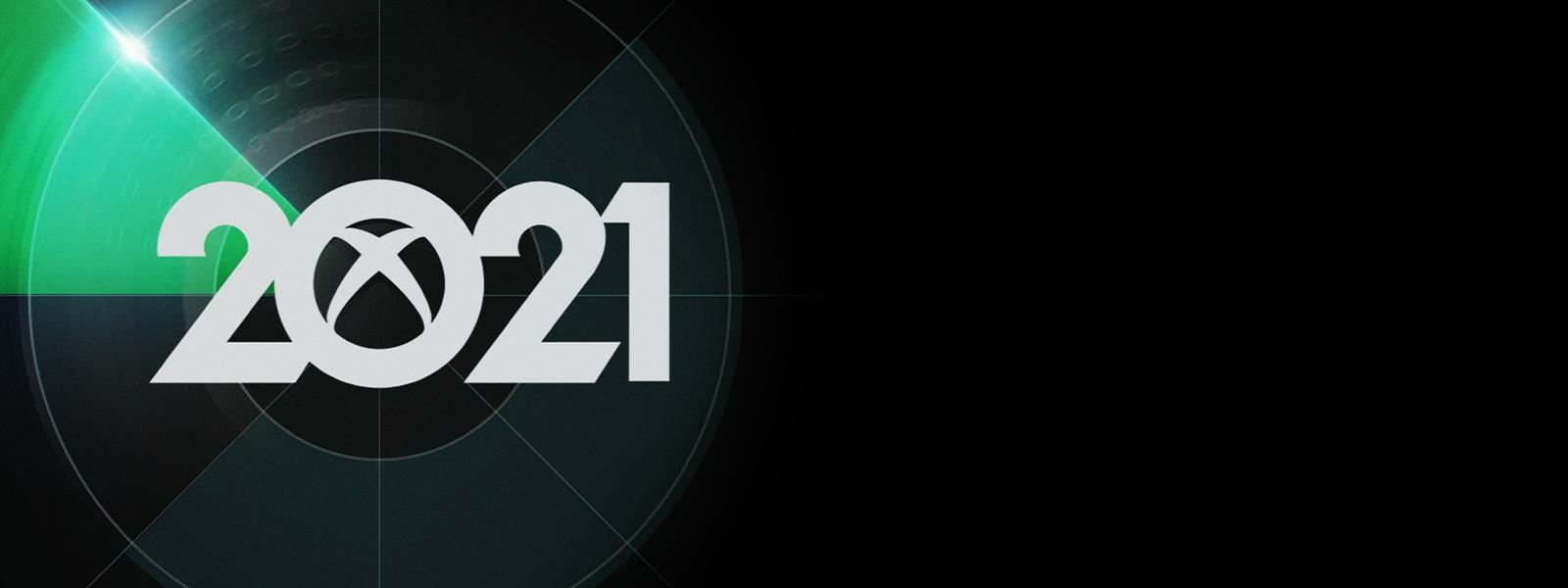The Xbox & Bethesda Games Showcase 2021 logo.