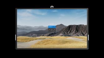 render of Surface Hub 2S