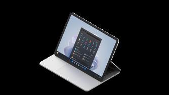 render of Surface Laptop Studio