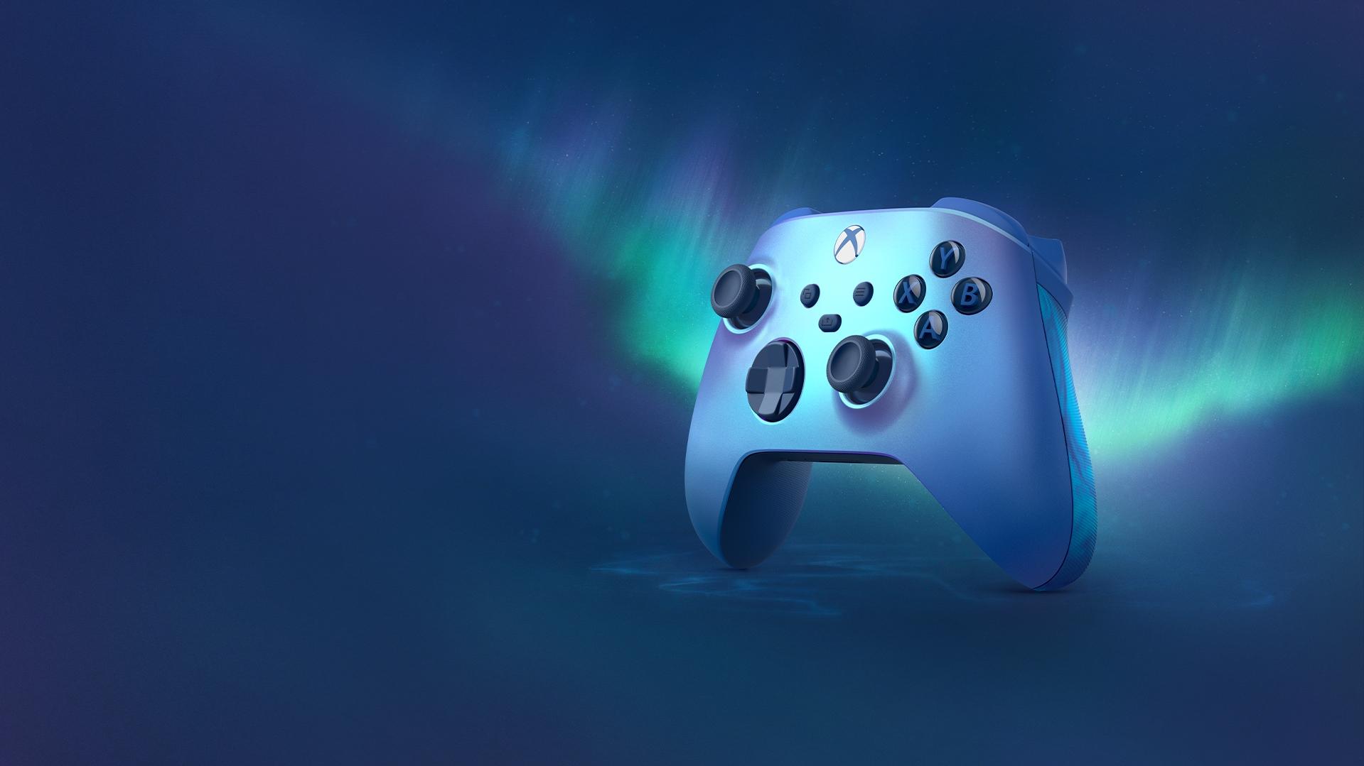 Xbox draadloze controller – Aqua Shift Special Edition