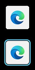 Edge logo.