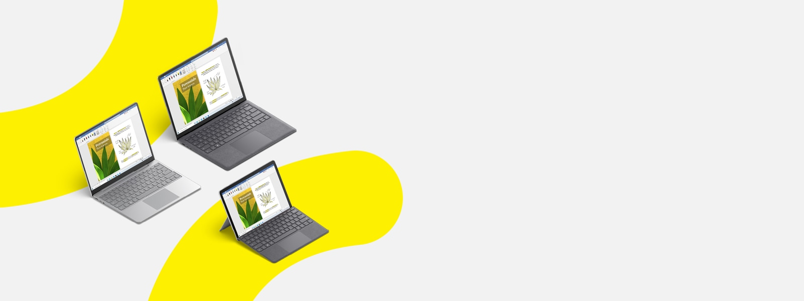 Surface devices and accessories