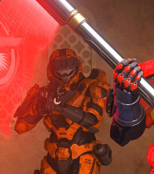 Halo video oyunu asker