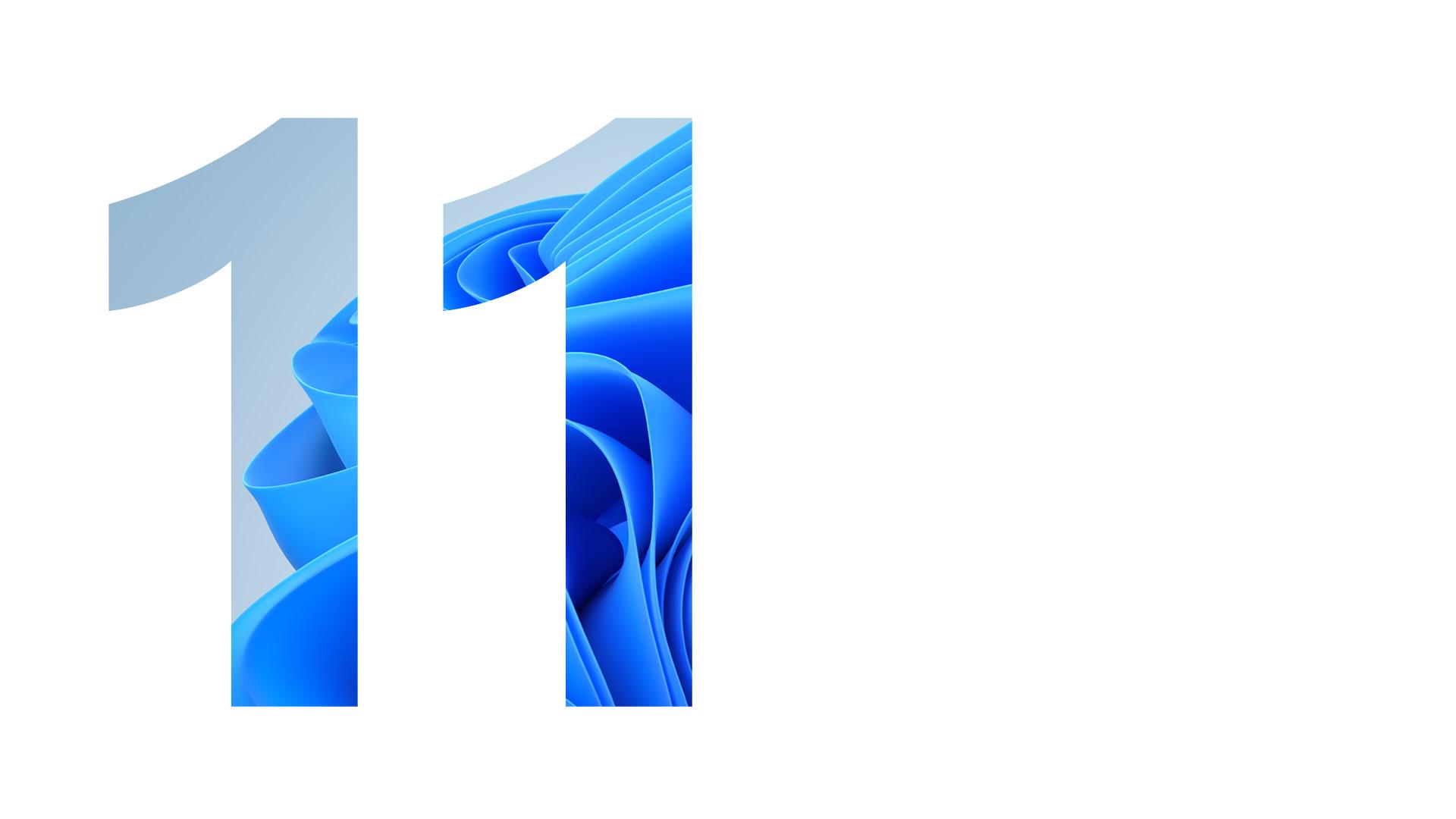 Windows 11 mit Blüten