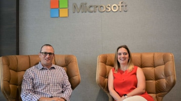Transforming Microsoft's employee experience by listening to employee signals
