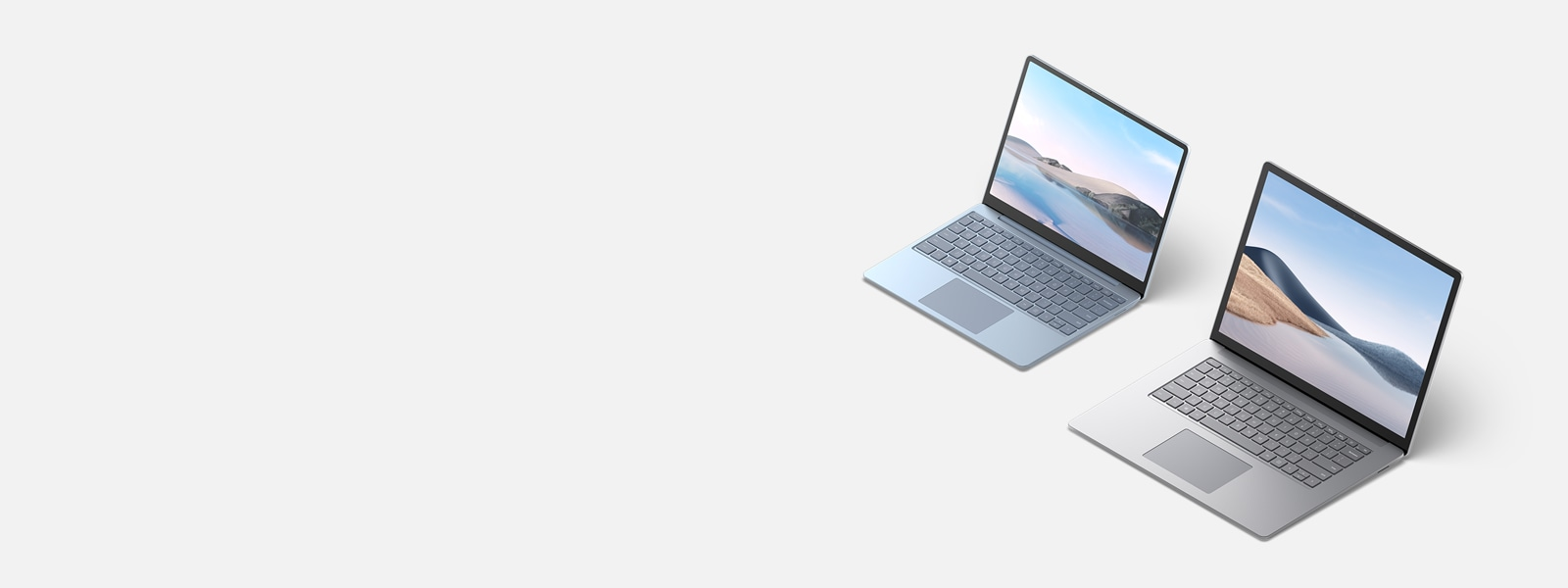 Surface Laptop 4 15inch と Surface Laptop Go