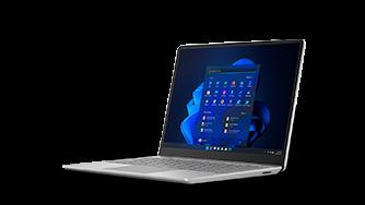 gengivelse af Surface Laptop Go