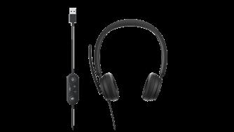 Moderne Microsoft USB-headset