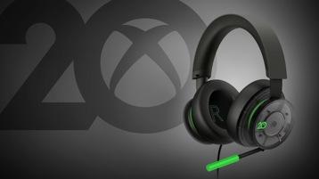 Stereofoniczny zestaw słuchawkowy do konsoli Xbox