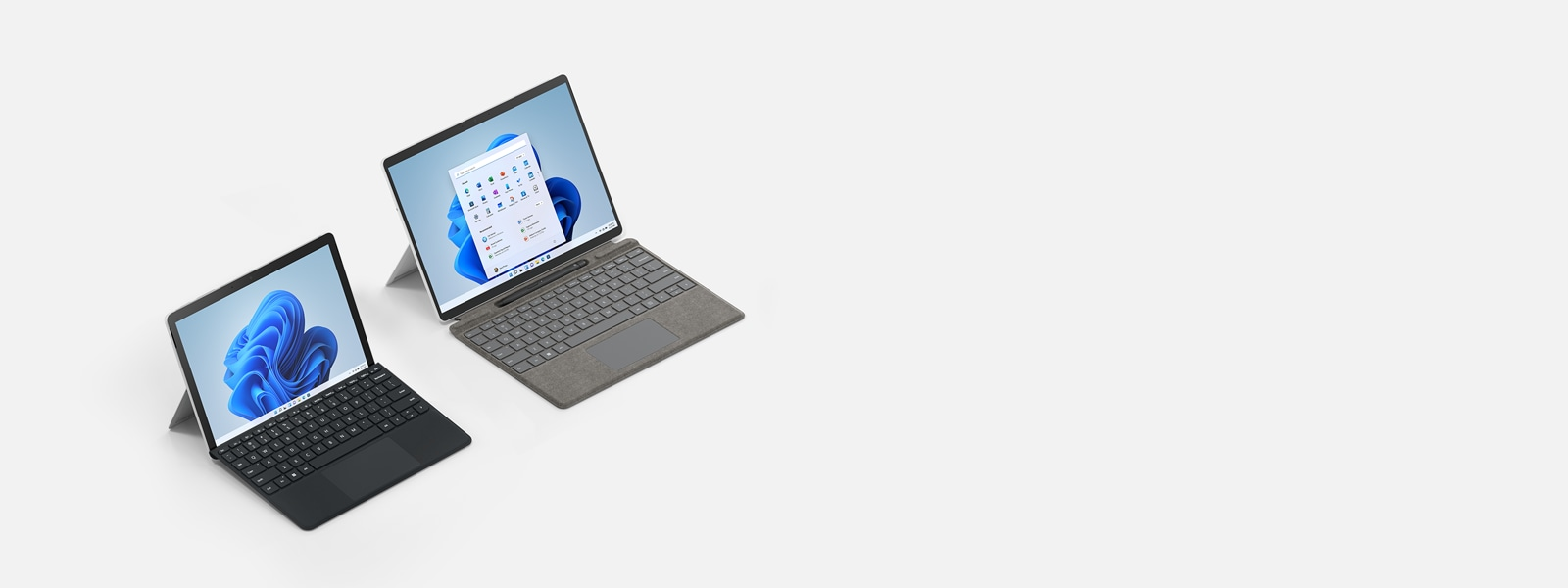 Surface Pro 8 と Surface Go 3