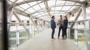 Building Microsoft's employee-centric experience