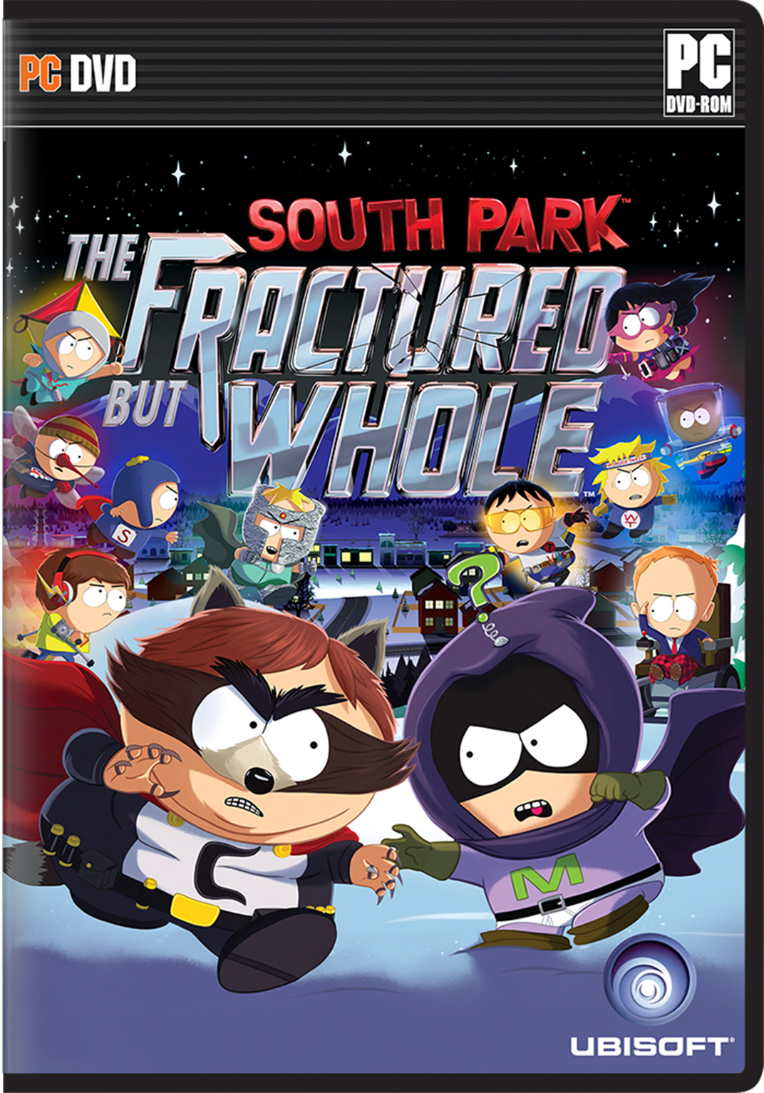 South Park: The Fractured But Whole PC Game