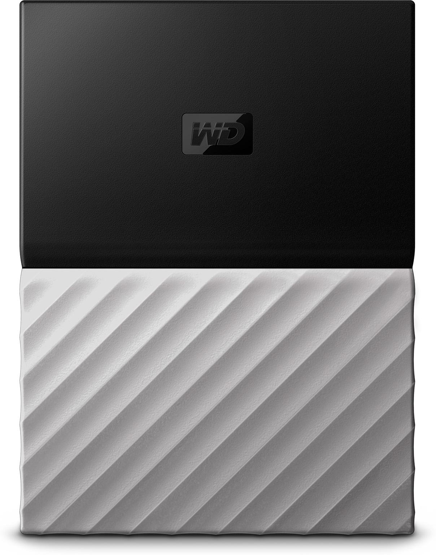 Western Digital My Passport Ultra 2TB Portable Hard Drive (Black/Gray)