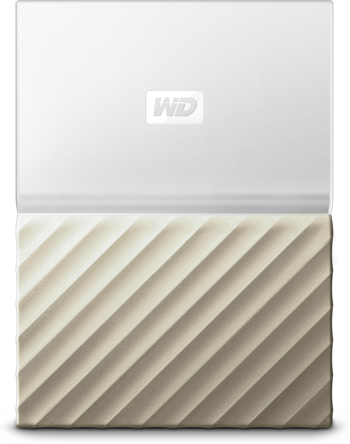 RWaHyO?ver=944c - Western Digital My Passport Ultra 2TB Portable Hard Drive (White/Gold)